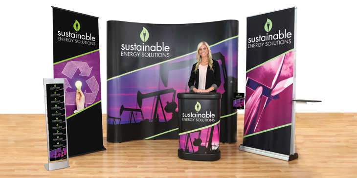 Partable Expo Stands : Free portable displays catalog nimlok st louis