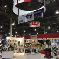 Lincoln Industrial/Alemite at AAPEX16 – Las Vegas, Nevada