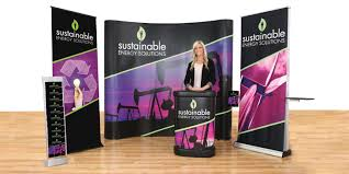 Ideal Portable Trade Show Displays for First Time Exhibitors