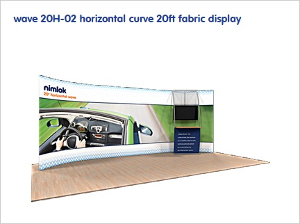 wave-20H-02-horizontal-curve-20ft-fabric-display