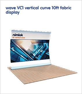 wave-VC1-vertical-curve-10ft-fabric-display